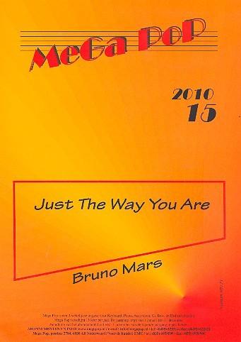 Just the Way You are: für Klavier (Gesang/Gitarre) (en)