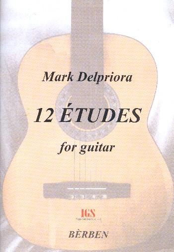 12 Études for guitar