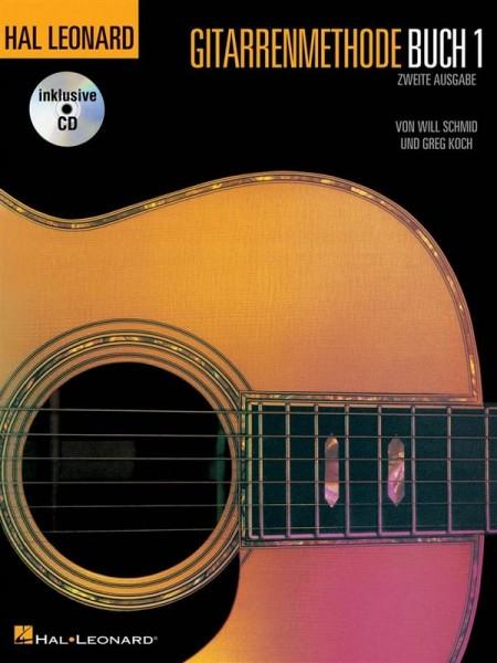 Hal Leonard Gitarrenmethode Band 1 (+CD) (dt) Neuausgabe 2018