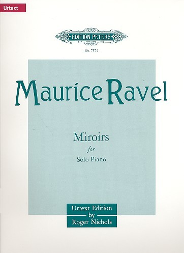 Miroirs für Klavier