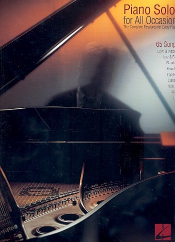 Piano Solo for all Occasions for piano