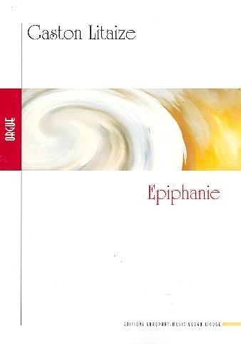 Épiphanie pour orgue