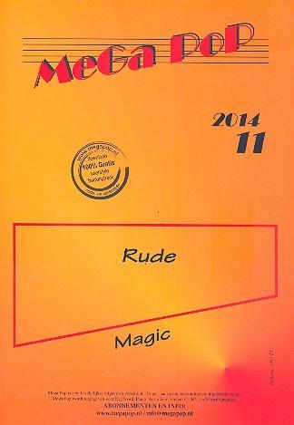 Rude: für Klavier (mit Text und Akkorden)