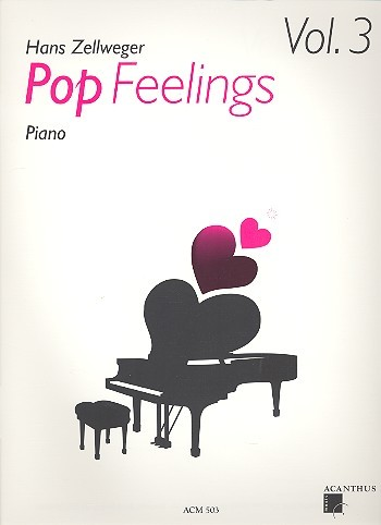 Pop Feelings Band 3 für Klavier