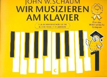 Wir musizieren am Klavier Band 1 für Klavier Neuausgabe 2018