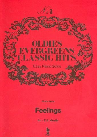 Feelings: Einzelausgabe für Klavier (leicht)