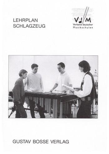 Lehrplan Schlagzeug Verband deutscher musikschulen