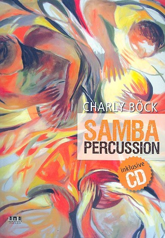 Samba Percussion (+CD)