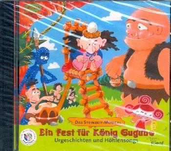 Ein Fest für König Gugubo CD