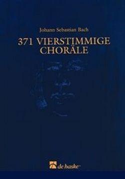 371 vierstimmige Choräle 3. Stimme in C (Viola)