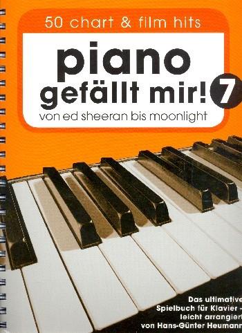 Piano gefällt mir Band 7: für Klavier Spiralbindung