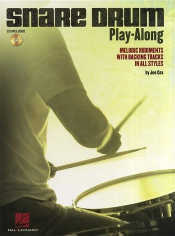 Snare Drum Playalong (+CD)