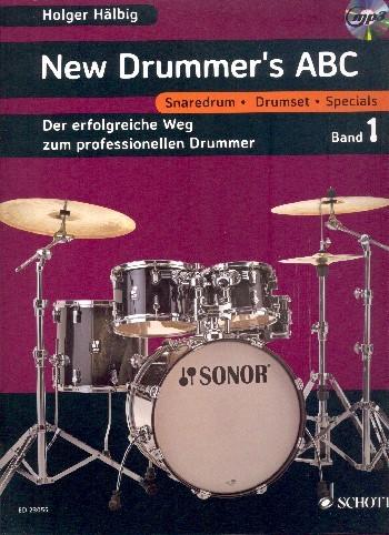 New Drummer's ABC Band 1 (+MP3-CD) für Schlagzeug