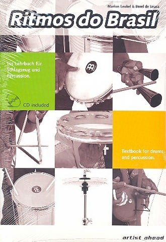Ritmos do Brasil (+CD) ein Lehrbuch für Schlagzeug und Percussion (dt/en)