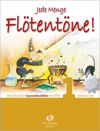 Jede Menge Flötentöne Band 1 (+2 CD's)