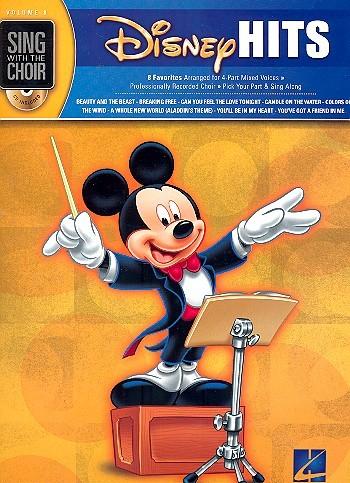 Disney Hits (+CD) for chorus